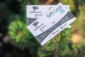 Gift Card Team Peruffo